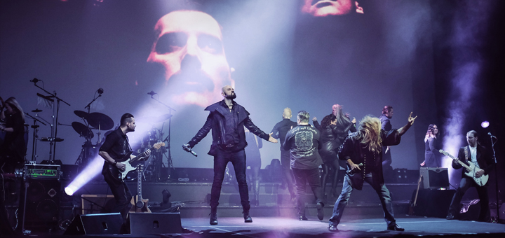 Freddie Mercury heidurstonleikar