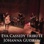 um 23 Eva Cassidy tribute – Jóhanna Guðrún