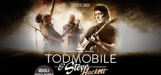 Todmobile Steve Hackett cover 02